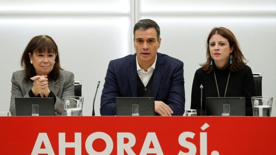 Ábalos: A partir de hoy Sánchez llamará a los líderes para formar gobierno