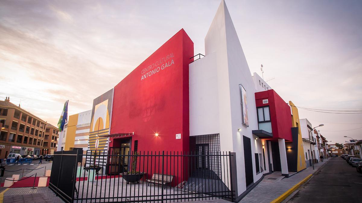 Todas las ponencias tendrán lugar en el centro cultural Antonio Gala.