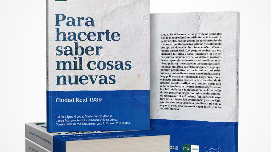 Libro UNED 'Para hacerte saber mil cosas nuevas'