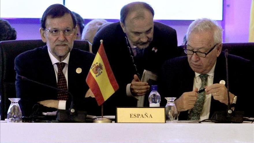 Rajoy asegura que España sale de la crisis con una economía reforzada y saneada