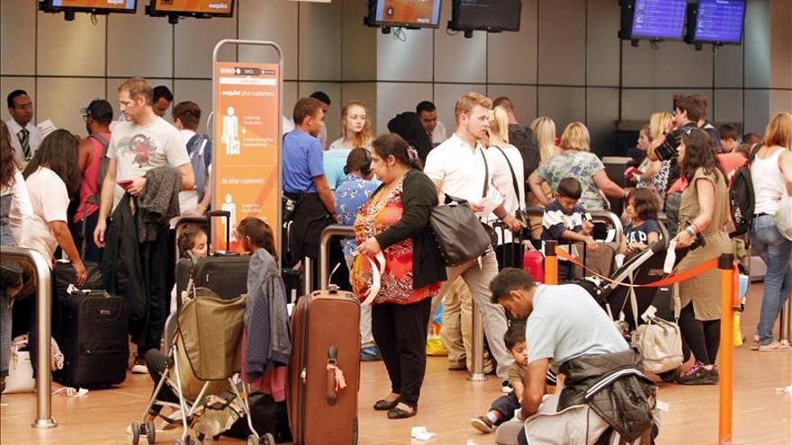 EasyJet cancela sus vuelos a Sharm al Sheij (Egipto) hasta el 6 de enero
