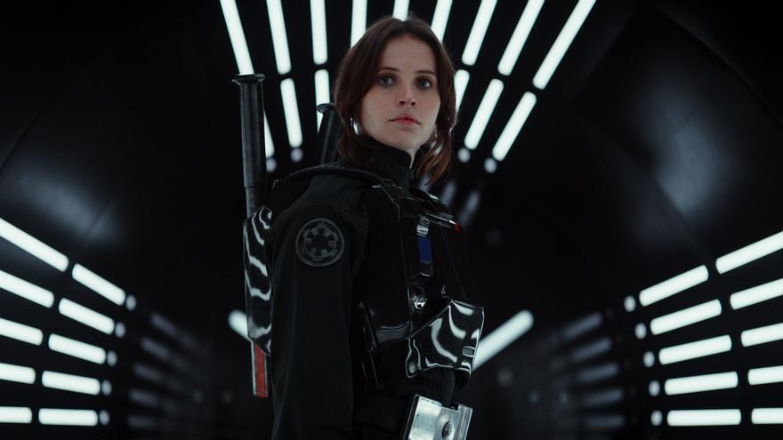 'Rogue One' : Una historia de Star Wars' está nominada al Óscar a mejores efectos visuales