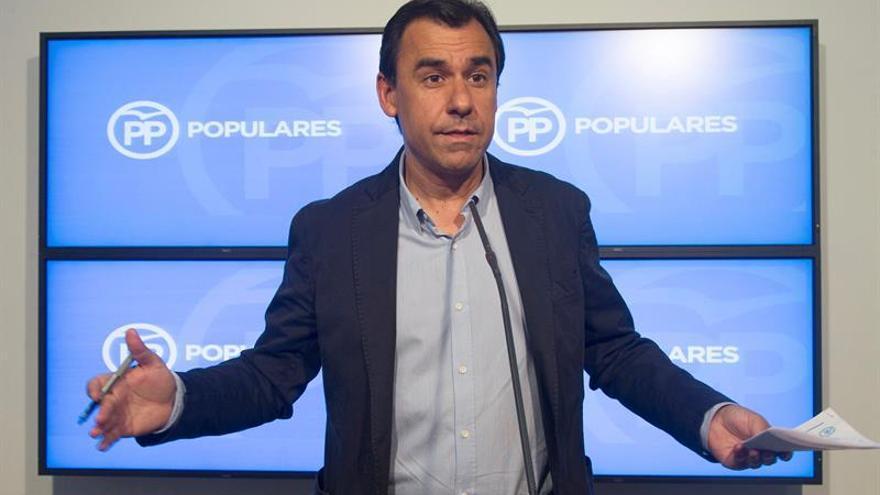 """Martínez-Maillo critica que Sánchez quiera """"contentar a los suyos más ultras"""""""
