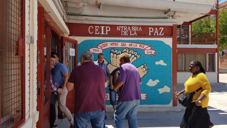 Colegio electoral Nuestra Señora de La Paz / E. R.