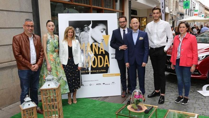 Presentación de la Semana de la Moda de La Palma.