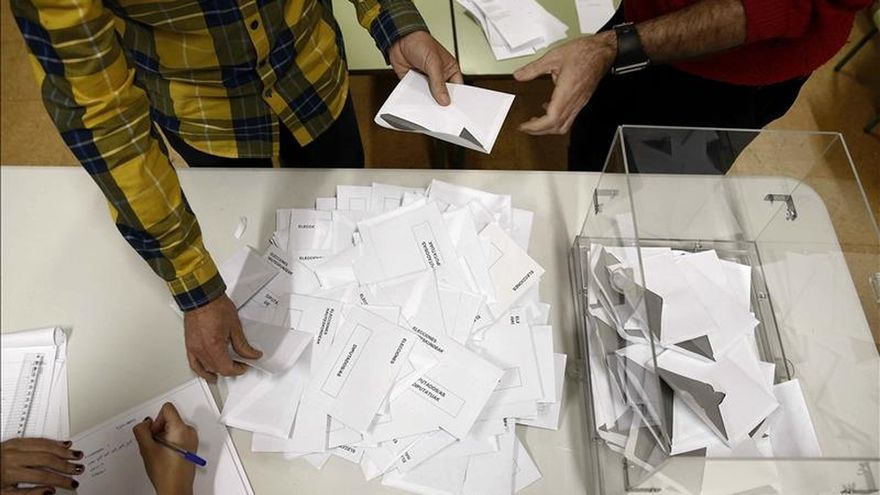 Cerca 11.000 españoles residentes en Reino Unido votan en las elecciones