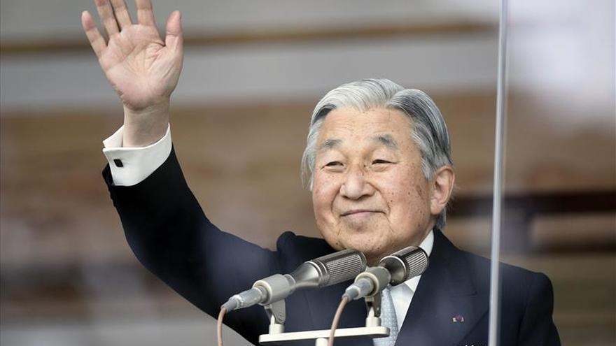 El emperador Akihito insiste en la reflexión sobre la guerra en su 82 cumpleaños