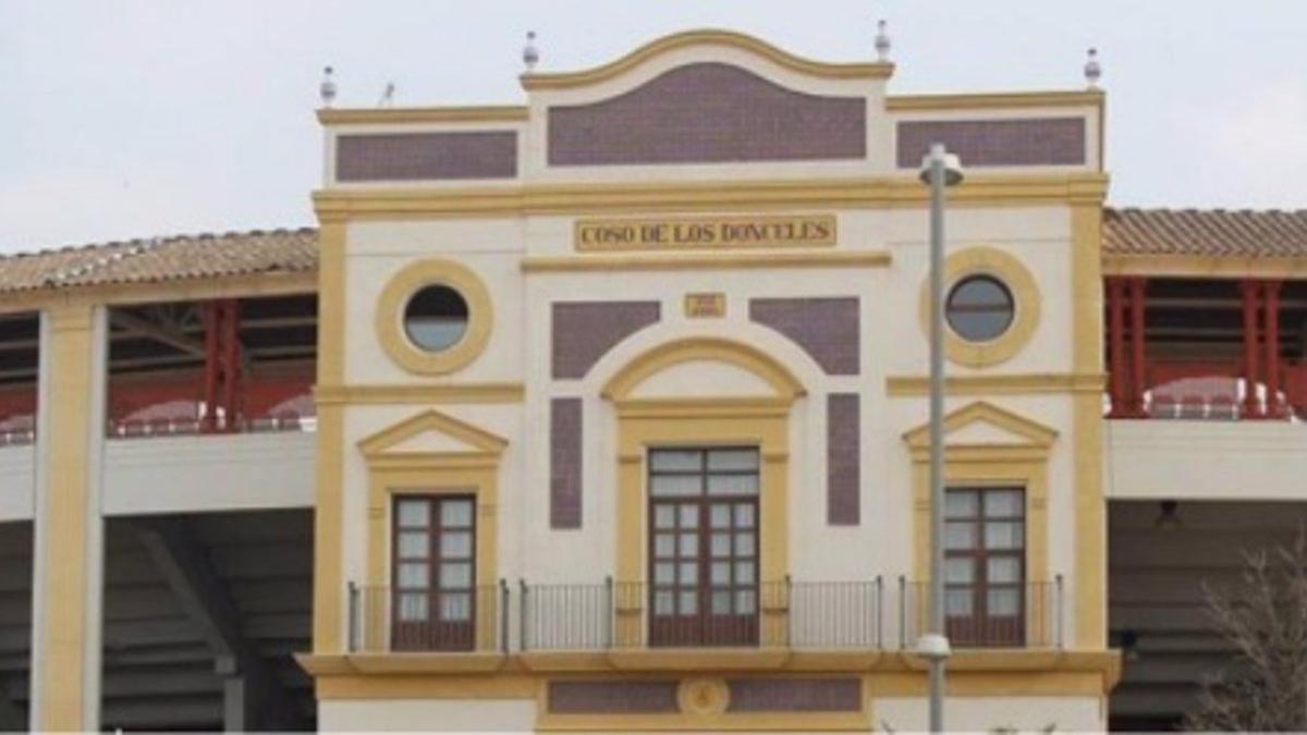 El Coso de los Donceles de Lucena.