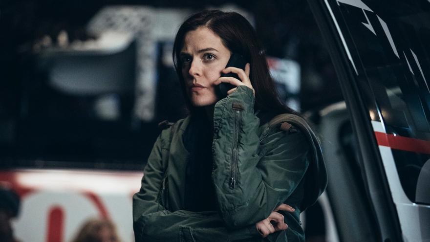 Sara Ganim (Riley Keough)