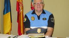 Eduardo Pérez es jefe de la Policía Local de Santa Cruz de La Palma. Foto: LUZ RODRÍGUEZ.
