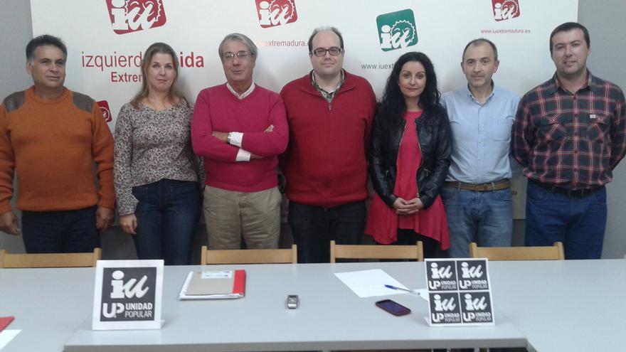 Candidaturas de Izquierda Unida-Unidad Popular para las próximas elecciones generales