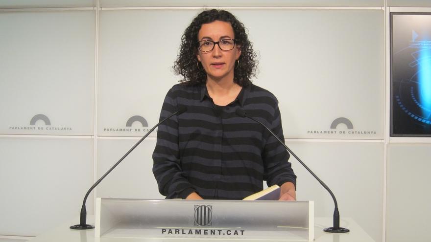 La secretaria general de ERC, Marta Rovira, ve margen para llegar a un acuerdo presupuestario con la CUP