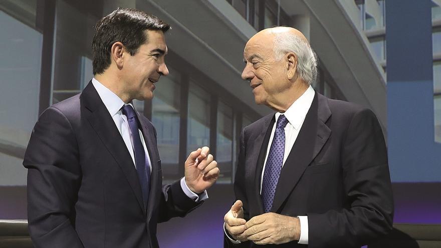 """González (BBVA), sobre su sucesión: """"Carlos es el mejor líder para BBVA y no había que dilatar la decisión"""""""