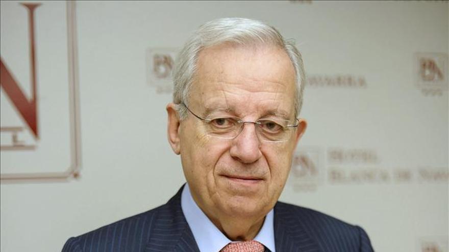 Jaime Ignacio del Burgo. EFE