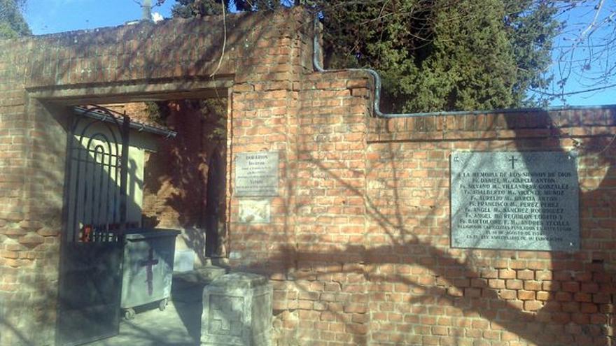 Cementerio de Carabanchel Bajo