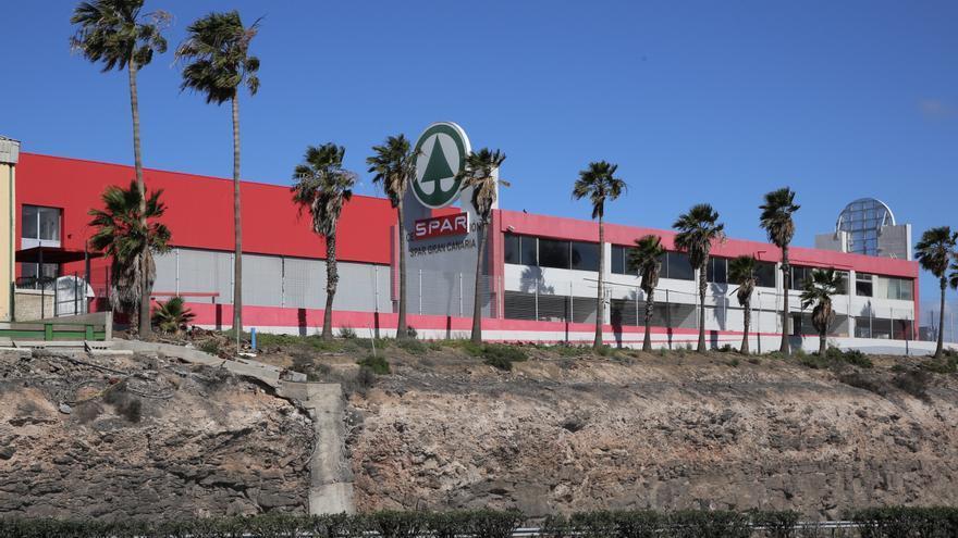 Establecimiento de la cadena SPAR en el Polígono Industrial El Goro, en Telde.