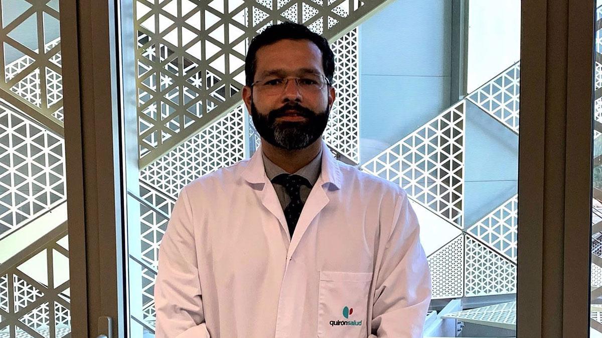 El neurólogo Ernesto Orozco.