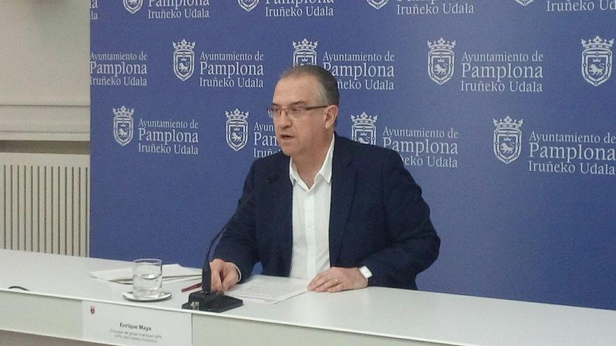 """UPN de Pamplona pide que """"se escuche a los vecinos de Magdalena antes de iniciar los cambios de tráfico en la zona"""""""