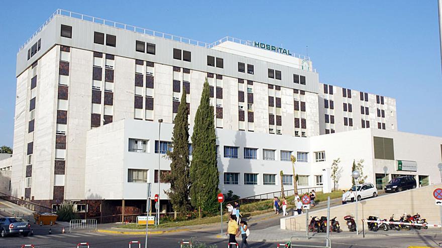 Hospital Reina Sofía de Córdoba (Foto. Junta de Andalucía)