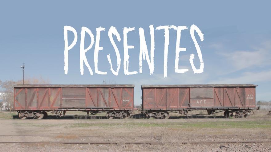 """Dos jóvenes murcianos elaboran """"Presentes"""", un documental sobre el terrorismo de Estado en Uruguay (1968-1985)"""