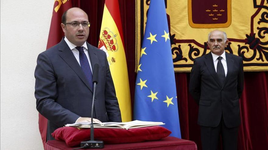 Pedro Antonio Sánchez será el candidato del PP a la Presidencia de Murcia