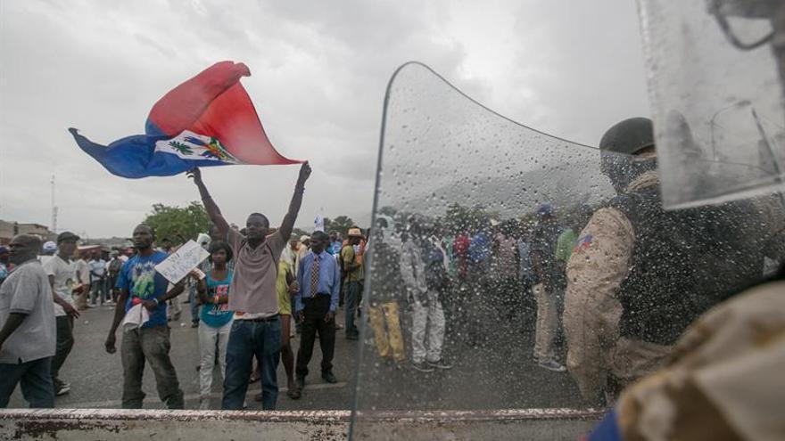 La CIDH, preocupada por el vacío institucional en Haití