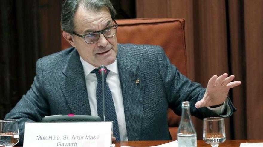El Govern lamenta que no interesen explicaciones de Mas tras no aportarse pruebas