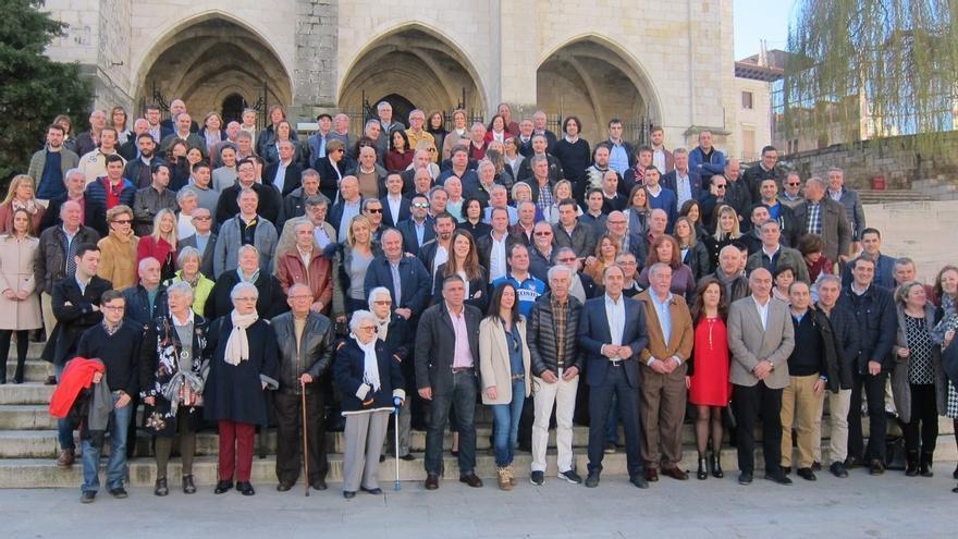 AMPL Diego asegura que tiene el apoyo del 75% de los alcaldes y líderes locales del PP