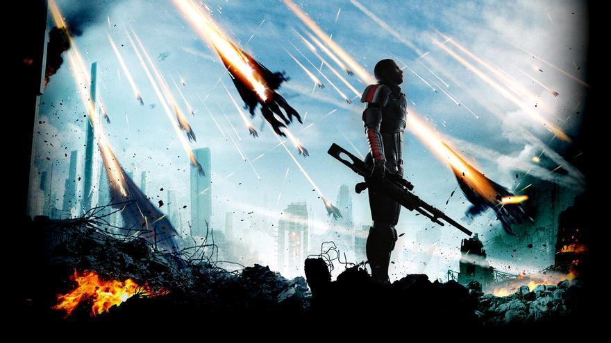 Mass Effect 4 / Mass Effect: Contact