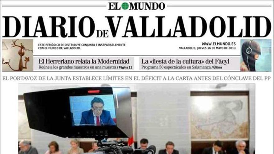 Ulibarri compra El Mundo de Valladolid y se compromete a mantener la plantilla