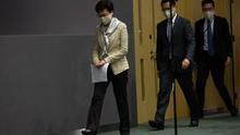 El Ejecutivo hongkonés lamenta la acusación de EEUU y reitera su apoyo a la ley de seguridad