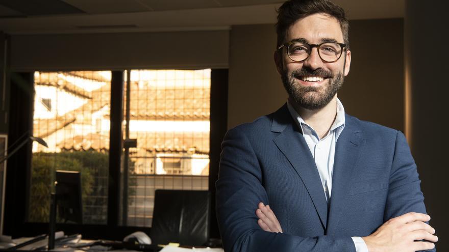 """Joan Groizard, director del IDAE: """"Probablemente España pueda adelantar a 2040 o 2045 el objetivo de un sistema eléctrico 100% renovable"""""""