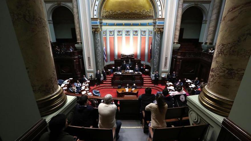 Sendic, quinto vicepresidente uruguayo que no finaliza su mandato