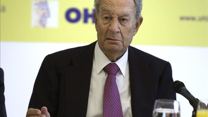 Villar Mir deja la puerta abierta a rebajar un 9 % su participación en OHL