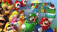¡Felicidades, Super Mario!