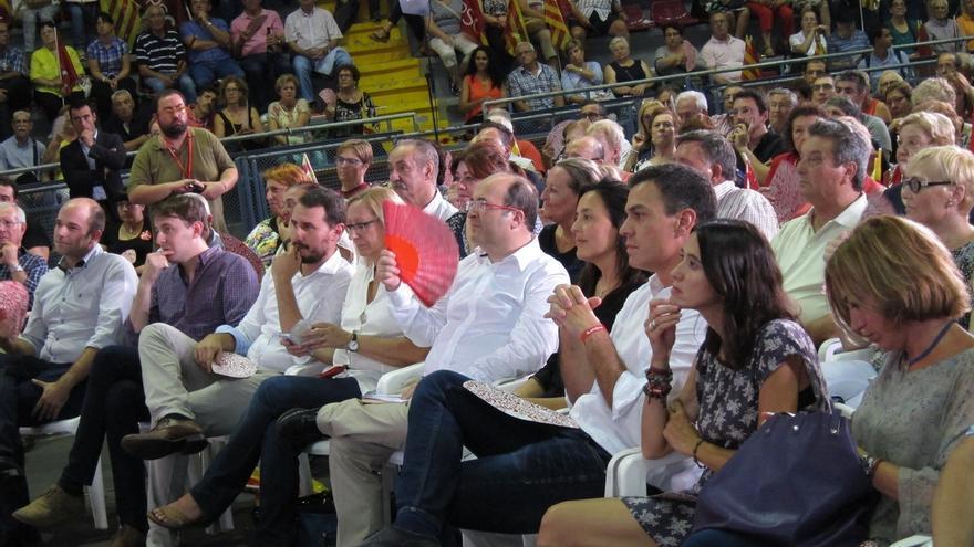 """Iceta (PSC): """"Cataluña no puede permitirse ni 24 horas fuera de la UE"""""""