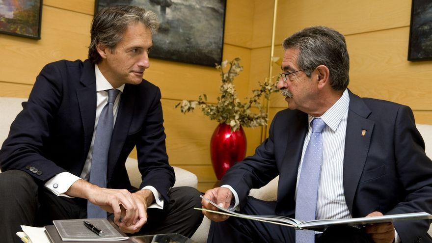 De la Serna aborda hoy con Revilla e Igual las infraestructuras de Fomento en Cantabria y Santander