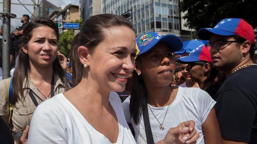 Los resultados de referendo opositor venezolano se conocerán al final de jornada