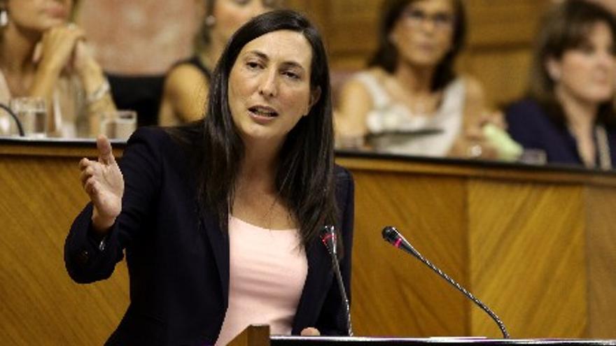 """Dolores López (PP-A): """"Cuando tienes claro donde tienes tu corazón, las dudas se disipan"""""""