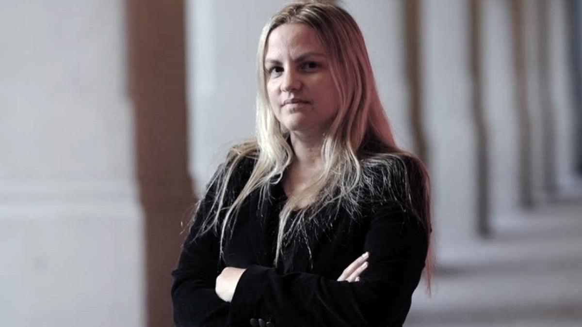 Carolina Píparo. Diputada provincial envuelta en un confuso episodio en la madrugada del 1 de enero.
