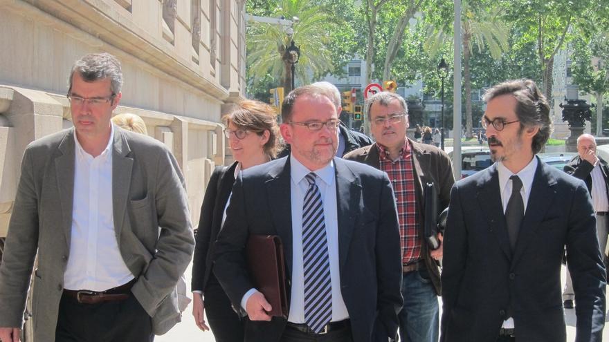 La oposición de Sabadell pide que el Ayuntamiento sea acusación particular