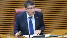 El presidente de las Corts pide a la presidenta del Congreso que deje de aplazar la reforma del Estatut d'Autonomia