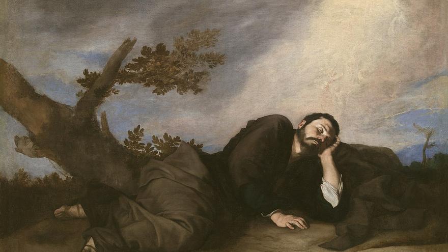'El sueño de Jacob', por José de Ribera.