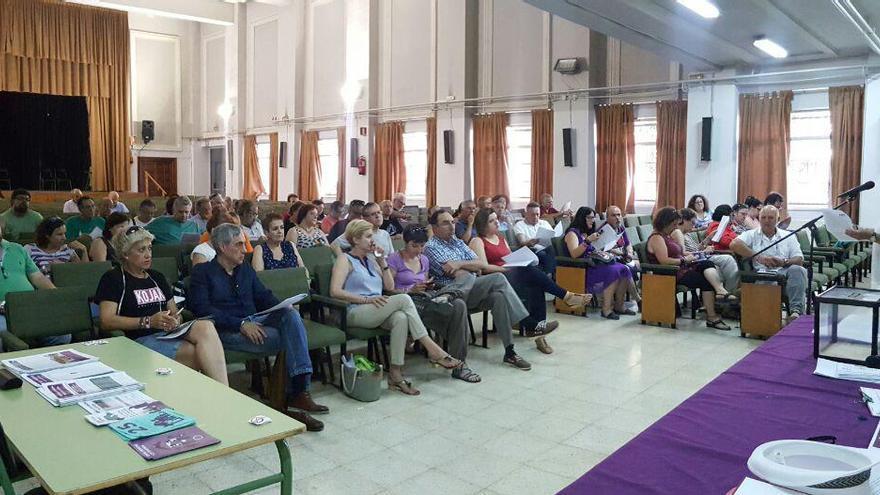 Asamblea para el relevo de Castejón entre las bases de Podemos Cartagena
