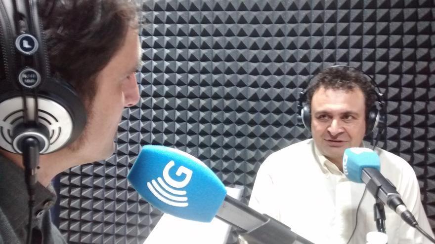 Ignacio Sánchez-Cuenca en Carne Cruda