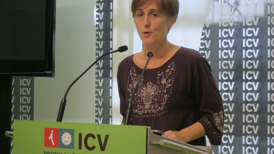 """ICV rechaza unas elecciones plebiscitarias porque la consulta """"no se puede sustituir por nada"""""""