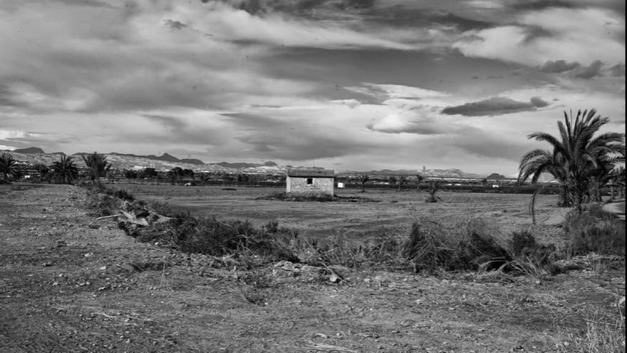 Panorámica actual del campo de concentración de Albatera, símbolo de la represión franquista de posguerra
