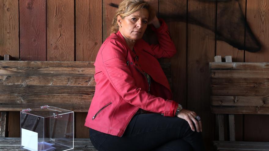 Ana Garrido, extrabajadora municipal y denunciante de corrupción en Boadilla del Monte por el caso Gürtel