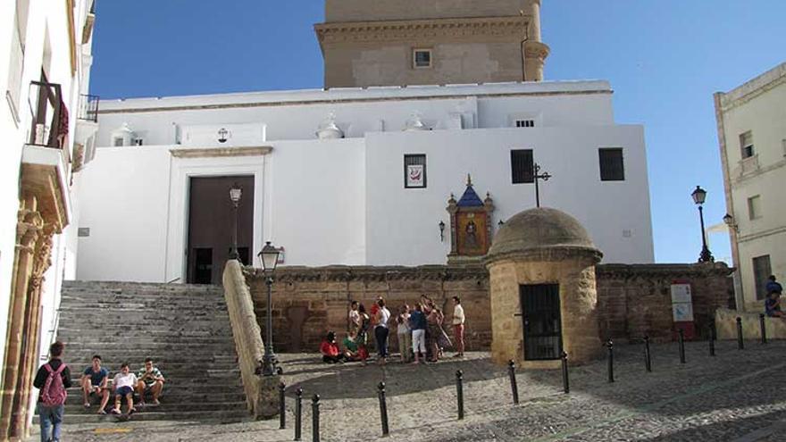Iglesia de Santa Cruz.