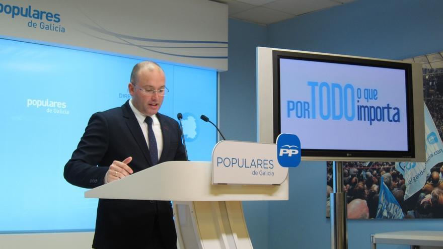 Sáenz de Santamaría y Feijóo clausurarán la Convención Municipal del PPdeG el próximo 1 de marzo